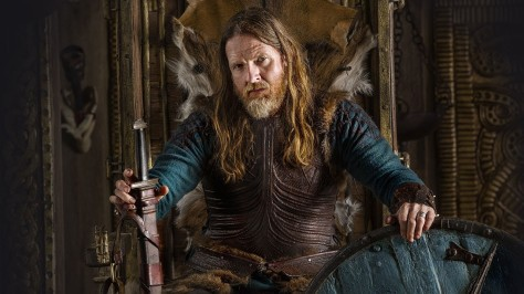 Donal Logue stars as King Horik in History Channel's Vikings
