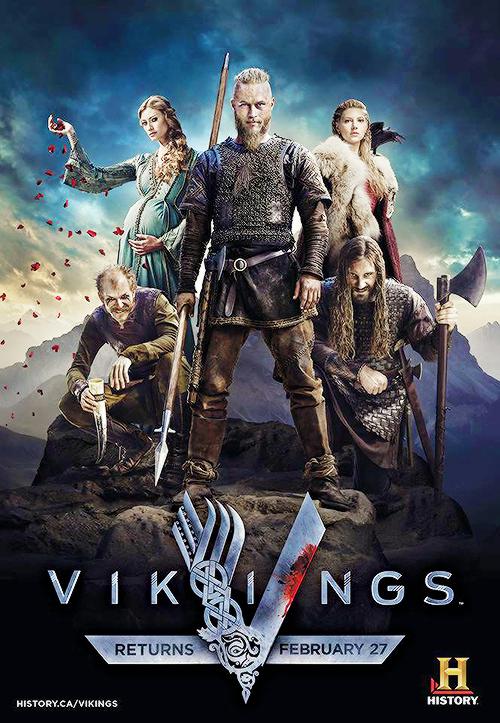Сериал викинги 3 сезон с 1 по 10 серию (2015) смотреть онлайн в.