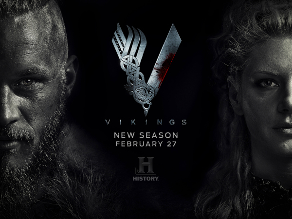 Season 2 Vikings Promo Pic 12