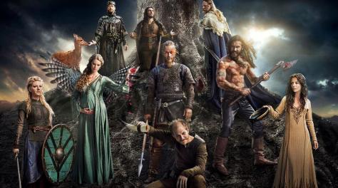 Season 2 Vikings promo pic 2