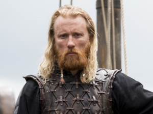 Thorbjørn Harr stars as Jarl Borg in History Channel's Vikings