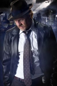 Donal Logue stars as Detective Harvey Bullock in Gotham promo pic