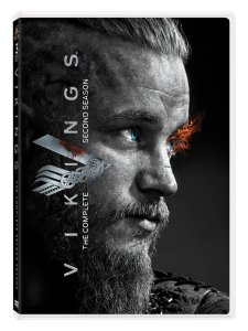 History Channel's Vikings Season 2 DVD and BluRay cover