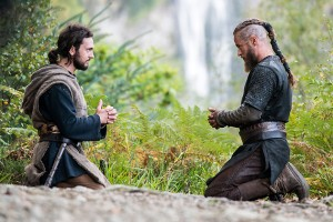 Travis Fimmel stars as Ragnar Lothbrok in History Channel's Vikings