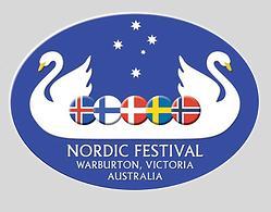 Warburton Nordic Festival logo