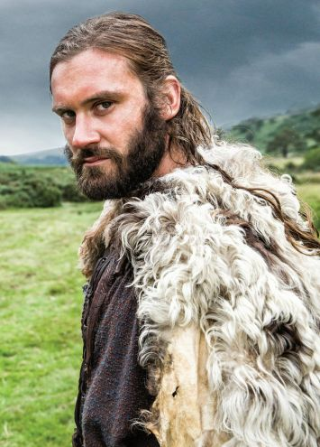 Clive Standen stars as Rollo in History Channels Vikings
