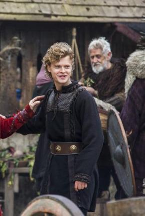 Edvin Endre stars in History Channels Vikings
