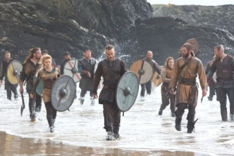 History channels vikings promo pic