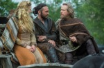 Episode 1 (entitled Mercenary) Season 3 of History Channel's Vikings - King Ecbert, Athelstan & Lagertha