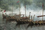 Episode 1 (entitled Mercenary) Season 3 of History Channel's Vikings