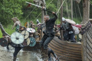 Travis Fimmel stars as Ragnar Lothbrok in Episode 1 (entitled Mercenary) Season 3 of History Channel's Vikings
