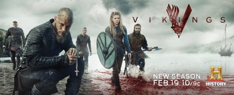 Vikings on History Channel Season 3 promo pic