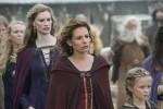 Jessalyn Gilsig stars as Siggy in Episode 3 (entitled Warrior's Fate) Season 3 of History Channel's Vikings