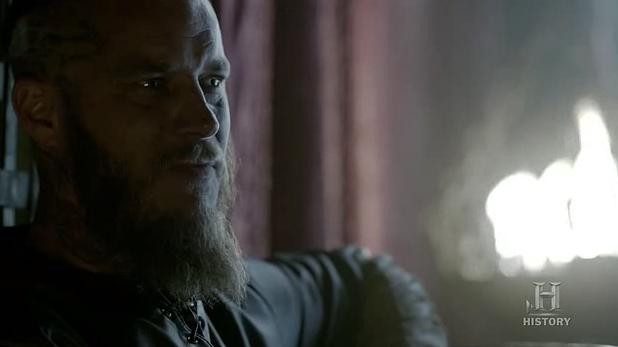 Ragnar stars in Episode 5 (entitled The Usurper) Season 5 of History