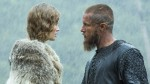 Ragnar (Travis Fimmel) and Aslaug (Alyssa Sutherland) have marital issues in Episode 5 (entitled The Usurper) Season 3 of History Channel's Vikings