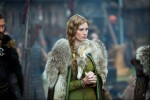 Aslaug stars in Episode 5 (entitled The Usurper) Season 5 of History Channel's Vikings