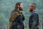 Rollo and Ragnar Lothbrok have words in Episode 5 (entitled The Usurper) Season 5 of History Channel's Vikings