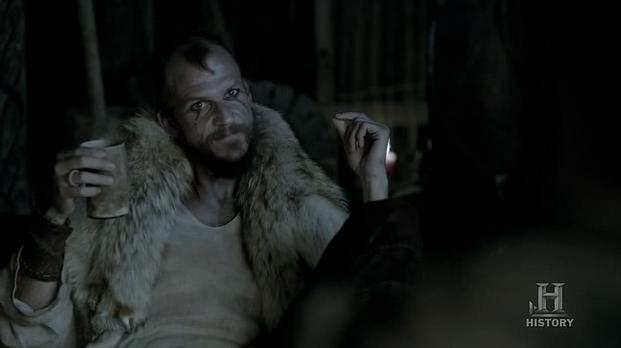 Floki stars in Episode 5 (entitled The Usurper) Season 5 of History Channel's Vikings