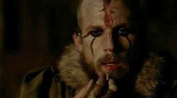 Floki (Gustaf Skarsgard) stars in EPisode 6 (entitled Born Again) Season 3 of History Channel's Vikings