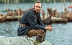 Athelstan (George Blagden) stars in Episode 6 entitled Born Again) Season 3 of History Channel's Vikings