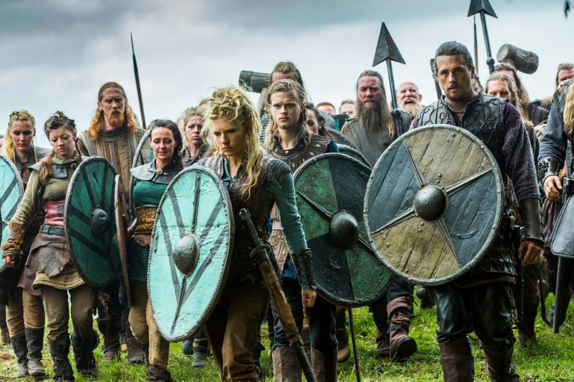 Episode 7 (entitled Paris) Season 3 of History Channel's Vikings