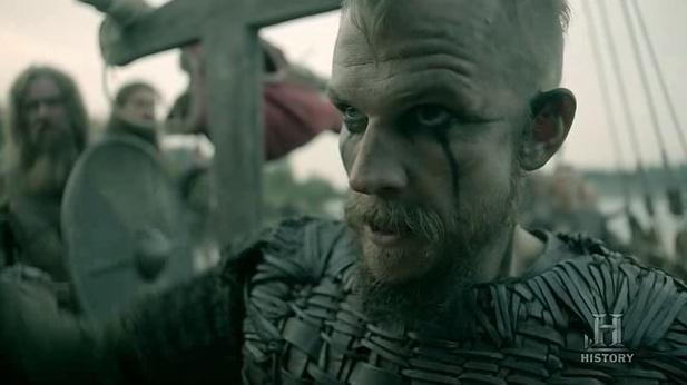 Floki (Gustaf Skarsgard) stars in Episode 8 (entitled To The Gates!) Season 3 of History Channel's Vikings