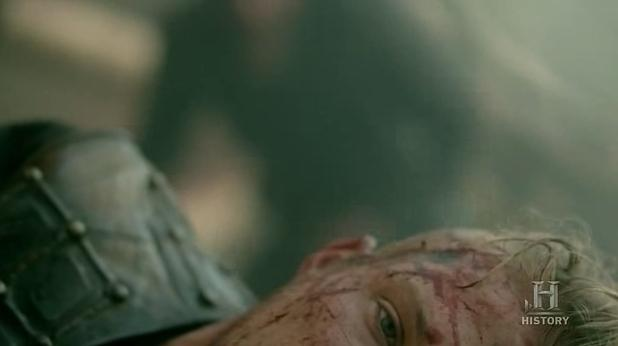 Is Bjorn (Alexander Skarsgard) dead in Episode 8 (entitled To The Gates!) Season 3 of History Channel's Vikings