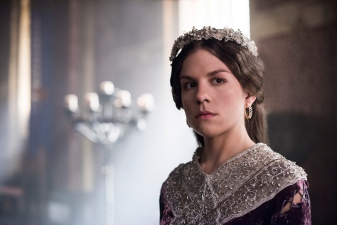 Princess Gisla played by Morgane Polanski  stars in Episode 7 (entitled Paris) Season 3 of History Channel's Vikings