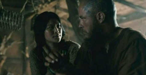 Vikings Season 4 Episode 4 Ragnar and Yidu get stoned