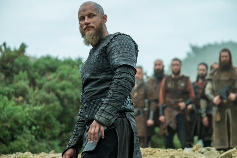 Vikings Season 4 Episode 8 Portage Ragnar Lothbrok Travis Fimmel Bernard Walsh