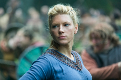 History's 'Vikings,' Season 4 Part 2, Lagertha